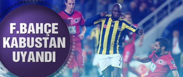 Fenerbahçe Gençlerbirliği'ni devirdi