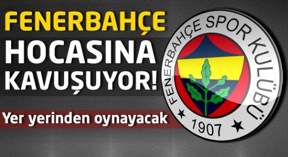 Fenerbahçe hocasına kavuşuyor!