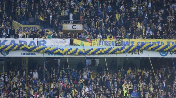 Fenerbahçe - Kardemir Karabükspor Maçının Fotoğrafları