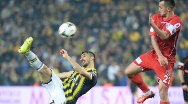 Fenerbahçe - Kardemir Karabükspor Maçının Fotoğrafları (ek)