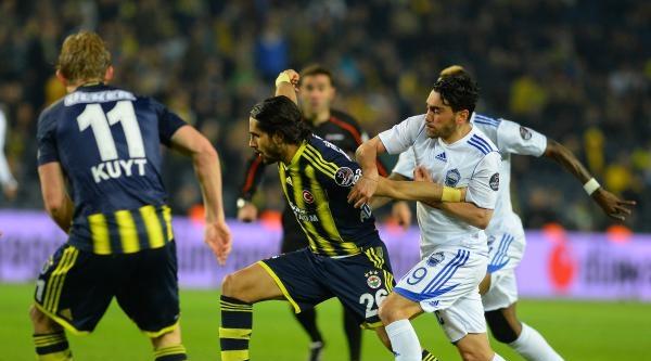 Fenerbahçe - Kayseri Erciyesspor Maçının Fotoğrafları (ek)