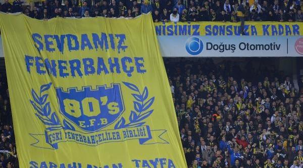Fenerbahçe - Kayserispor Maçinin Ilk Yari Fotoğraflari