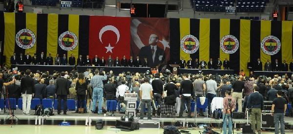 Fenerbahçe Kongresinden Ek Fotoğraflar