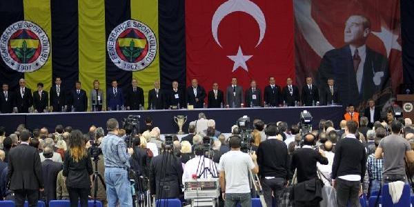 Fenerbahçe Kulübü Olağanüstü Seçimli Genel Kurul Toplantisi Başladi