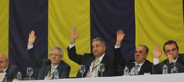 Fenerbahçe Kulübü'nün Tüzük Tadil Kongresi (1)