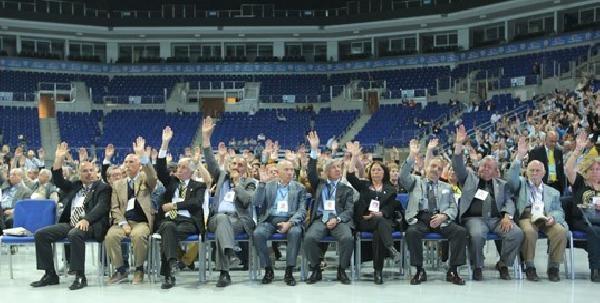Fenerbahçe Kulübü'nün Tüzük Tadil Kongresi (2)
