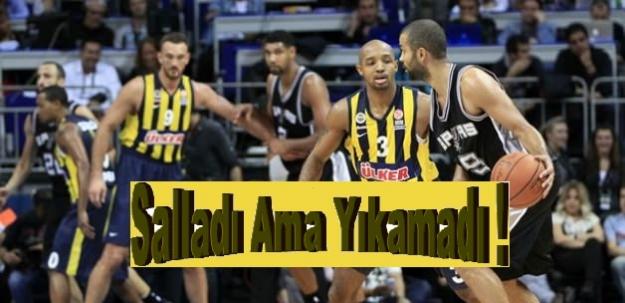 Fenerbahçe NBA Şampiyonunu Salladı !