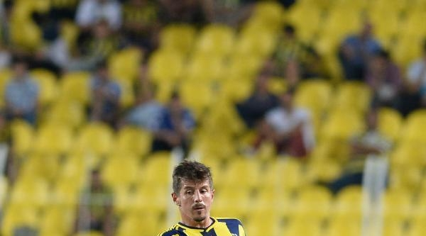Fenerbahçe - Olympıakos Maçının Fotoğrafları (ek)