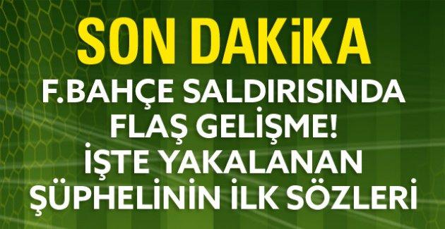 Fenerbahçe Otobüsüne Saldıran İki Şüphelinin Kimliği Belli Oldu