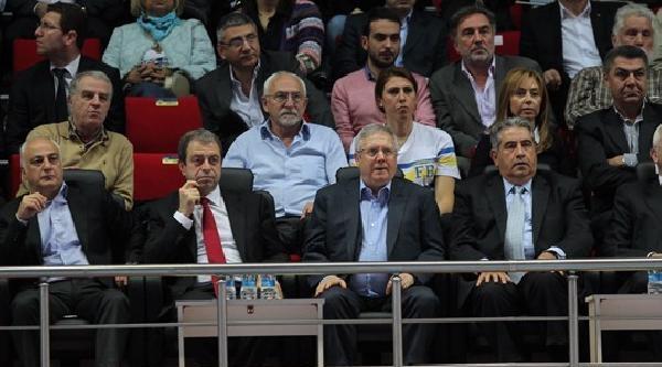 Fenerbahçe, Seride Durumu 2-1'e Getirdi