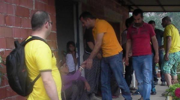 Fenerbahçe Sol Açık Taraftar Grubu Çocuklari Sevindirdi