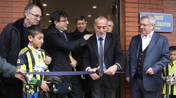 Fenerbahçe Sporcu Sağlık Merkezi Açıldı