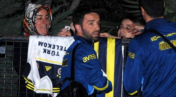 Fenerbahçe Trabzon'dan Rize'Ye Geçti