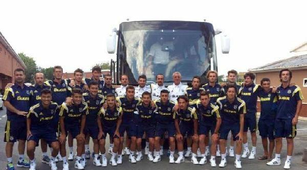 Fenerbahçe U21 Takımı , Hasan Özdemir Yönetiminde Topuk Yaylası'nda Kampa Girdi