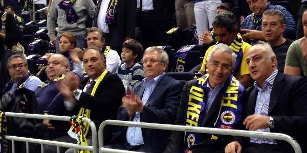 Fenerbahçe Ülker - Cska Moskova: 86 - 60