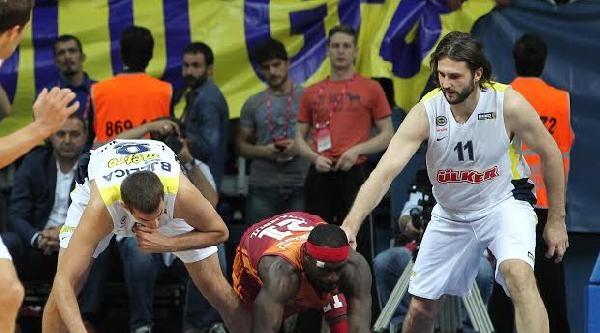 Fenerbahçe Ülker - Galatasaray Lıv Hospıtal Maçının Ardından