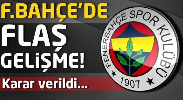 Fenerbahçe'de flaş gelişme! Maçlara...
