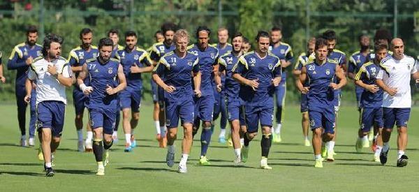 Fenerbahçe'de Semih Ergül, Çalişmayi Yarıda Bıraktı