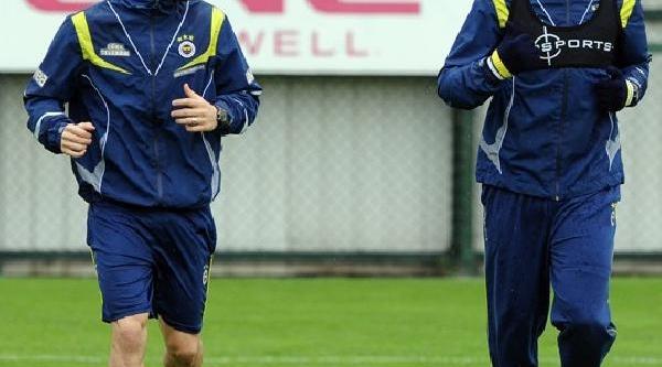 Fenerbahçe'de Yanal'la Meireles Görüştü