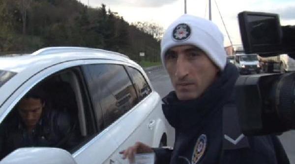 Fenerbahçeli Bruno Alves  'kiş Lastiği' Denetiminden Geçti