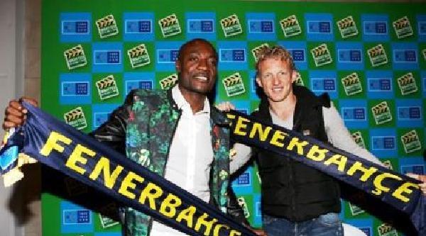 Fenerbahçeli Futbolcular Kuyt Ve Webo, Wantted Etkinlikleri Kapsamında Boğaziçili Gençlerle Buluştu