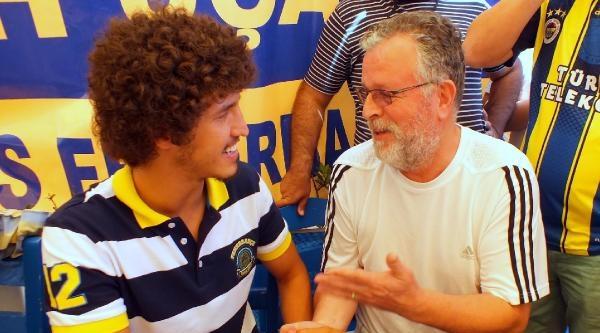 Fenerbahçeli Salih Uçan'a Hemşeri İlgisi (2)