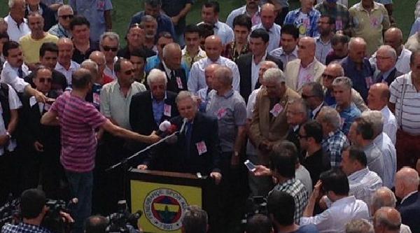 Fenerbahçe'nin Efsane Başkanlarından Faruk Ilgaz İçin Tören Düzenlendi