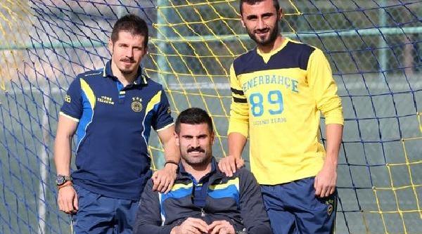Fenerbahçe'nin Kaptanlari Emre, Volkan Ve Selçuk: