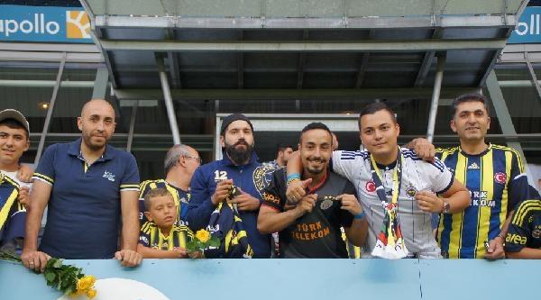 Fenerbahçe'nin Performansı Taraftarı Hayal Kırıklığına Uğrattı