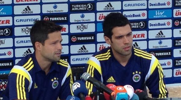 Fenerbahçe'nin Yeni Transferi Rıbas: Kendi Tarihimi Kendim Yazmaya Geldim