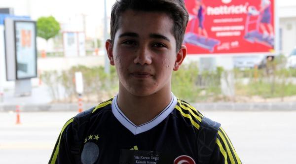 Fenerbahçe'ye Kayseri'de