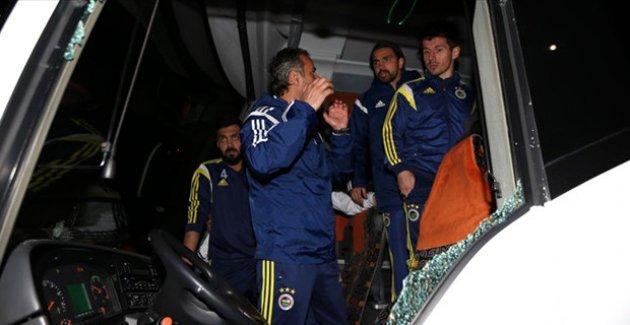 Fenerbahçe'ye Silahlı Saldırı Dosyasında Gizlilik Kararı