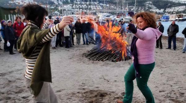Festival Gibi 'nar Doğan Şenliği' Başliyor