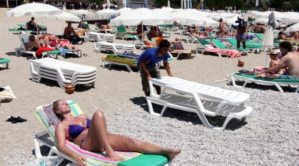 Fethiye'de Plaj Tahliyesi Kriz Yarattı