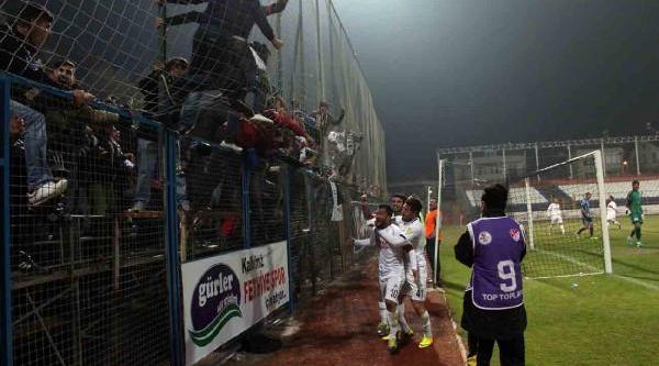 Fethiyespor – Adana Demirspor:  2-1