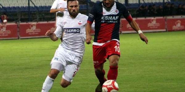 Fethiyespor – Kahramanmaraşspor: 2-2