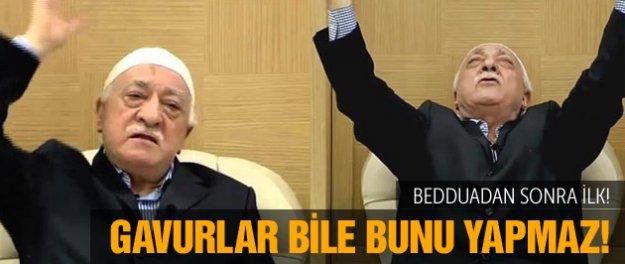 Fethullah Gülen coştu demediğini bırakmadı