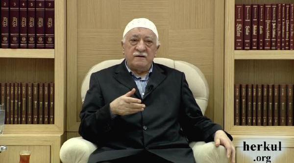 Fethullah Gülen:  Göz Yumuyorsa Haramilerle Müşterek Demektir