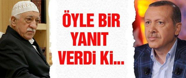 Fethullah Gülen'den son dakika Erdoğan'a yanıt