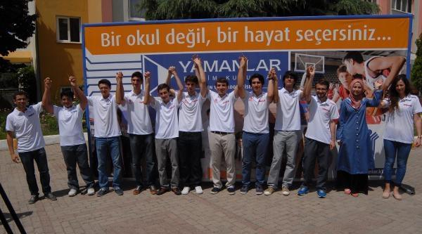 Fethullah Gülen'in Yeğeni Lys'de Türkiye Üçüncüsü