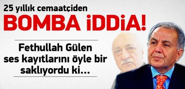 Fetullah Gülen'le ilgili bomba iddia!