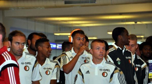 Feyenoord İstanbul'da