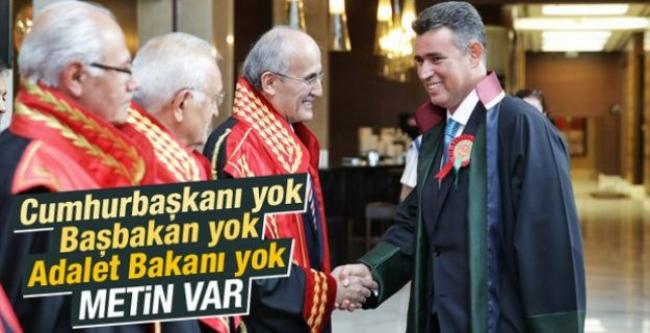 Feyzioğlu Adli Yıl Açılış Töreni'ne katılıyor