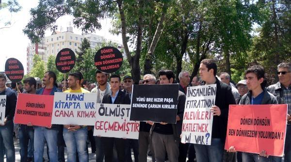 Feyzullah Keskin: Başbakan Alevileri Hedef Gösteriyor