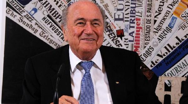Fifa Başkani Blatter:
