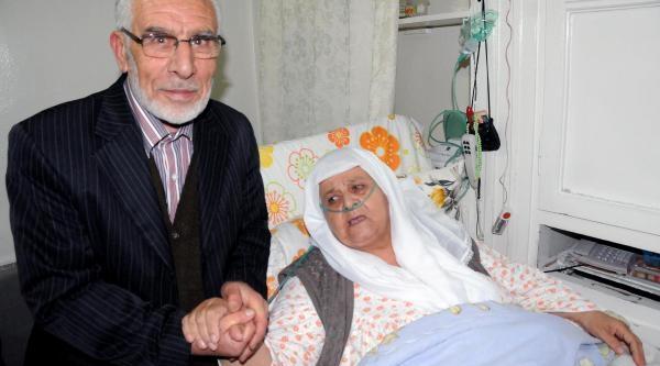 Fil Hastasi 260 Kiloluk Kadina Kaymakam Sahip Çikti