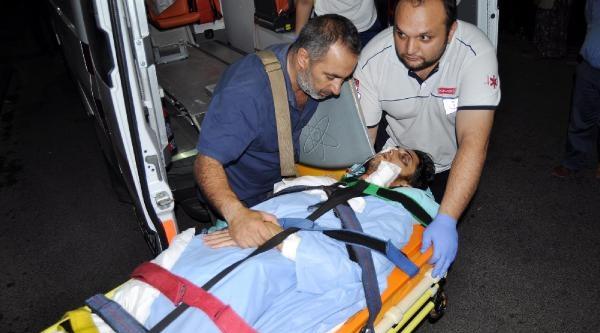 Filistinli 3 Yaralı İstanbul'a Getirildi