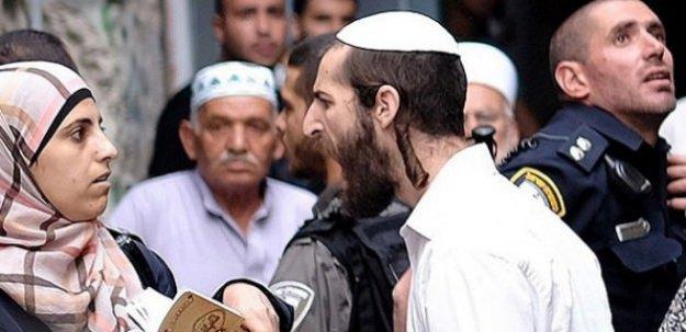 Filistin'li kadınlara çirkin saldırı!