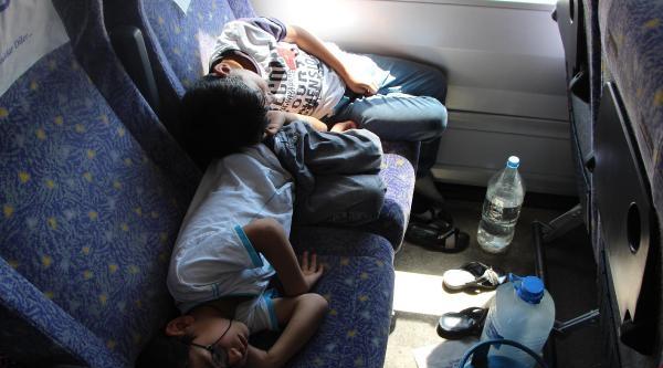 Fındık İşçileri Diyarbakır'dan Trenle Yola Çikti