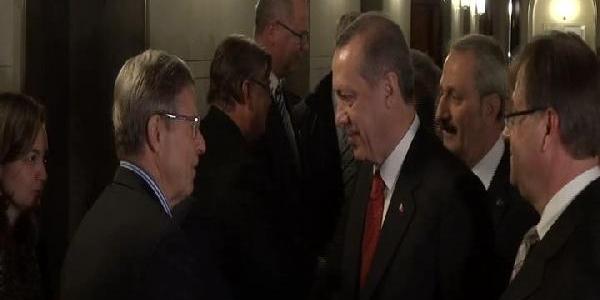 Finlandiya Cumhurbaşkanindan Erdoğan'a Marmaray Teşekkürü (2)